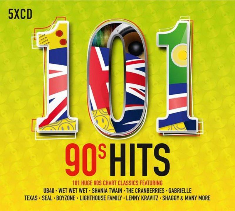 Image of   101 - 90s Hits - CD