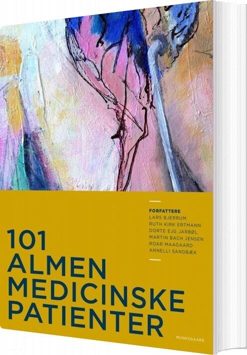 Image of   101 Almenmedicinske Patienter - Lars Bjerrum - Bog