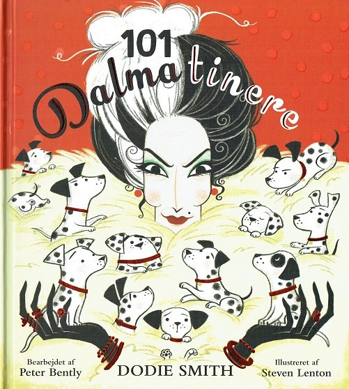Image of   101 Dalmatinere - Dodie Smith - Bog