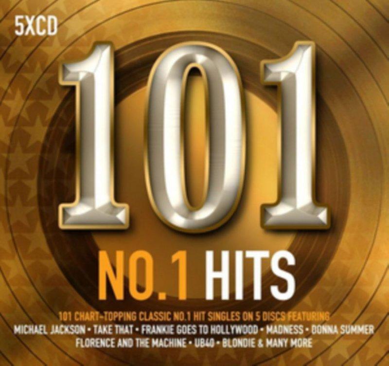 Image of   101 No 1 Hits - CD