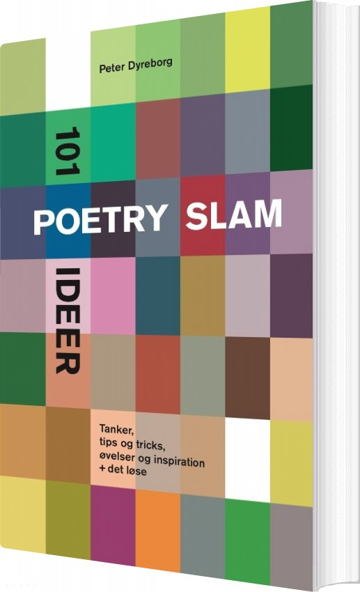 Image of   101 Poetry Slam Ideer - Peter Dyreborg - Bog
