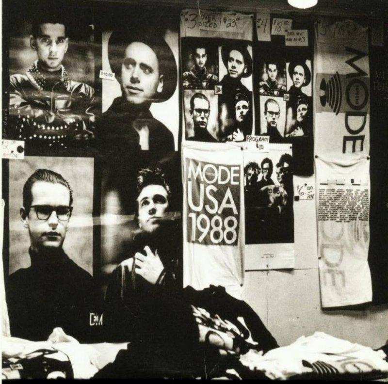 Image of   Depeche Mode - 101 - Vinyl / LP