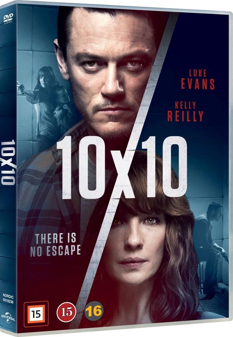 Image of   10x10 - 2018 - DVD - Film