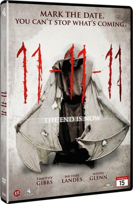 Billede af 11-11-11 - DVD - Film