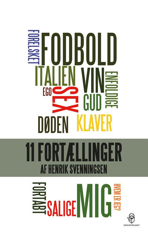 Image of   11 Fortællinger - Henrik Svenningsen - Bog