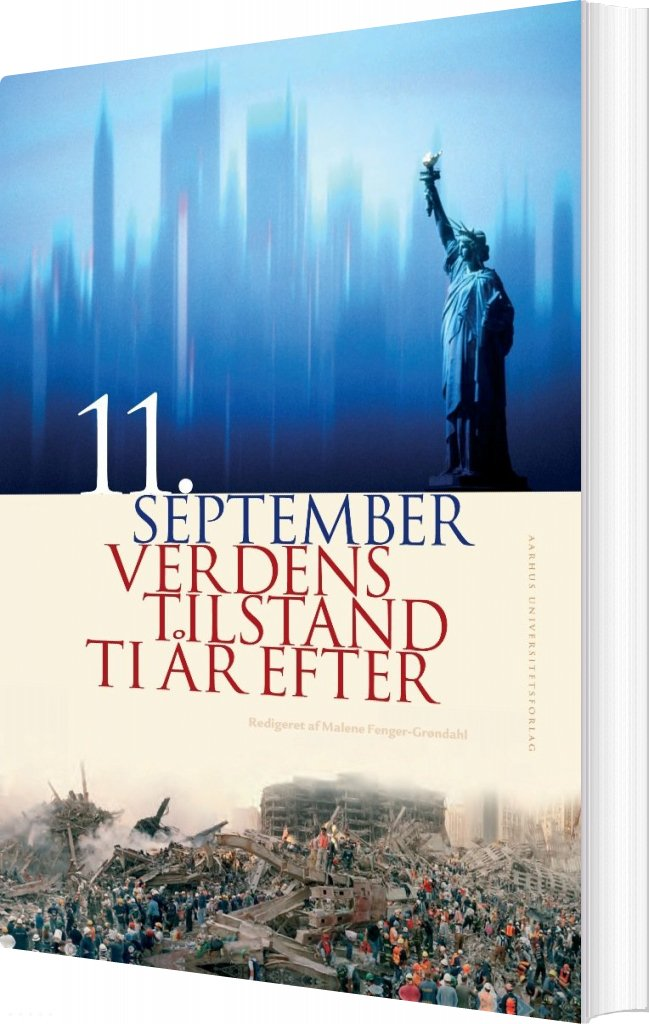Image of   11. September - Malene Fenger-grøndahl - Bog