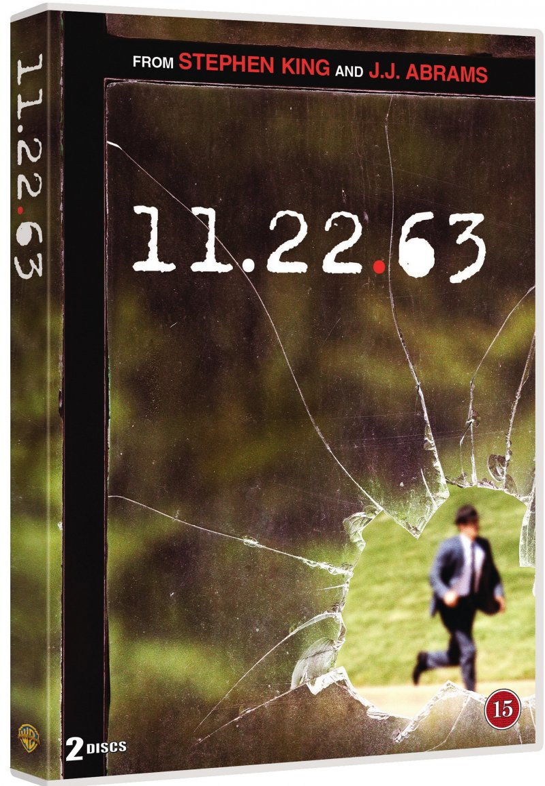 Image of   11.22.63 - Sæson 1 - DVD - Tv-serie