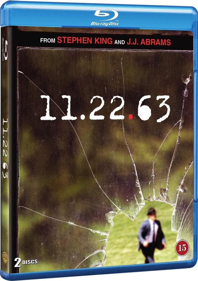 11.22.63 - Sæson 1 - Blu-Ray - Tv-serie