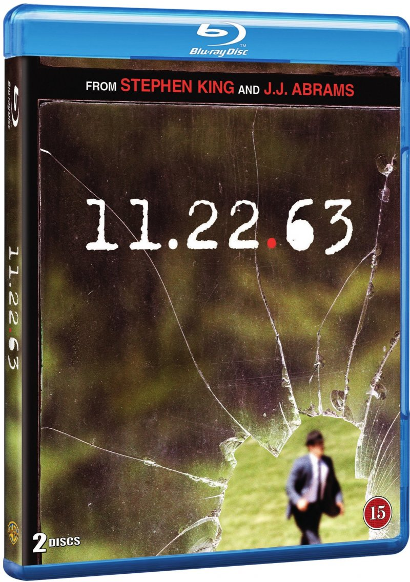 Image of   11.22.63 - Sæson 1 - Blu-Ray - Tv-serie