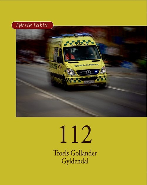 Image of   112 - Troels Gollander - Bog