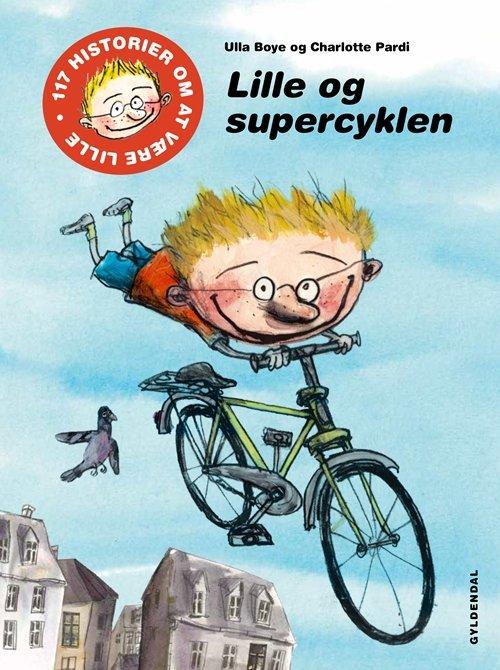 Image of   Lille Og Supercyklen - Ulla Boye - Bog