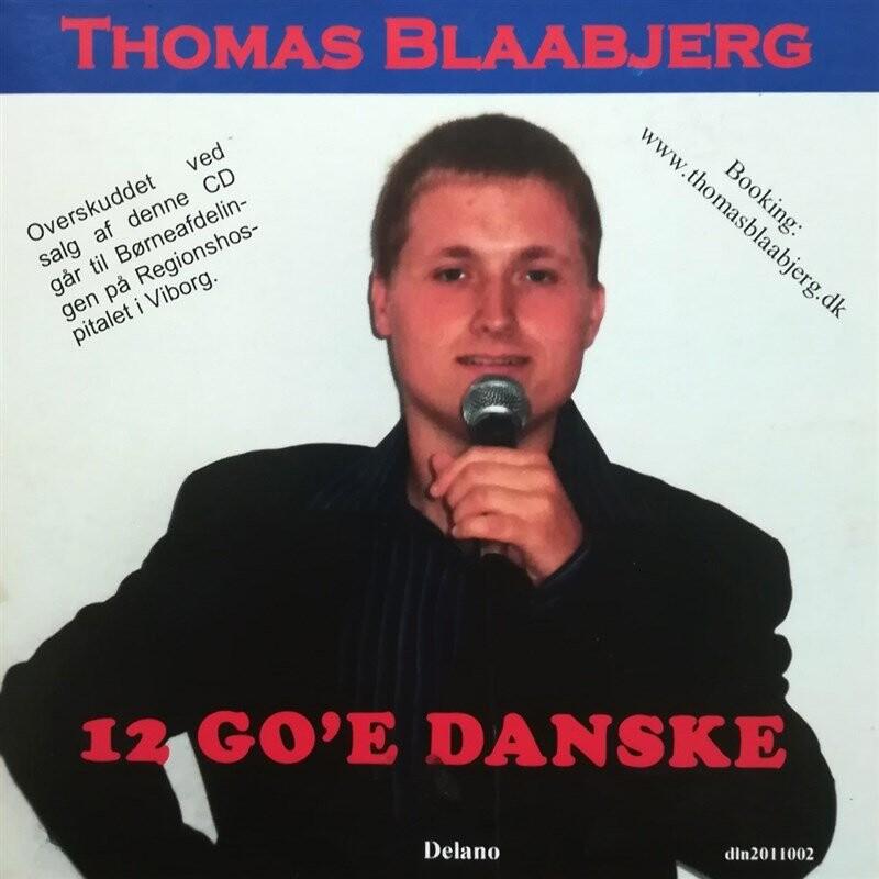 Thomas Blaabjerg - 12 Goe Danske - CD