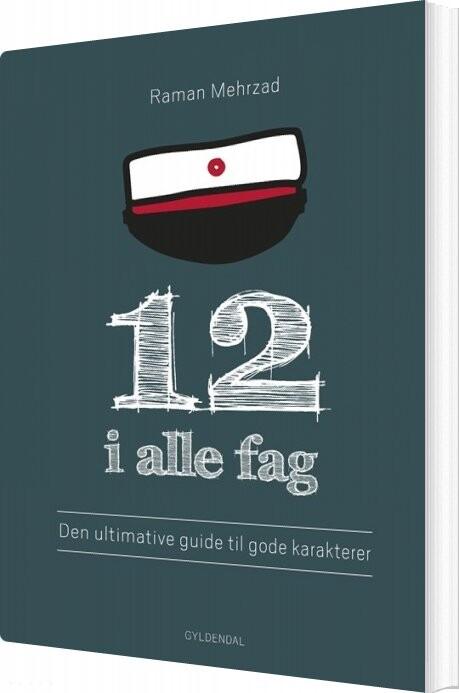 Image of   12 I Alle Fag - Raman Mehrzad - Bog