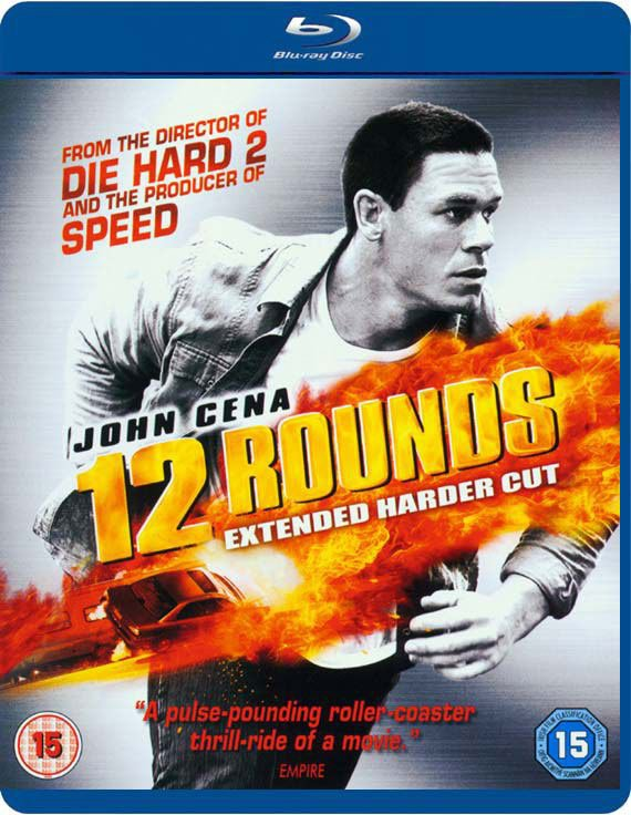 Image of   12 Rounds: Extreme Cut - Blu-Ray