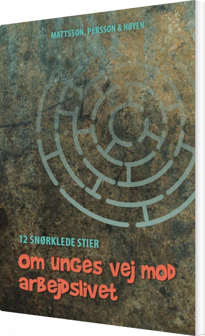 Image of   12 Snørklede Stier - Marianne Høyen - Bog