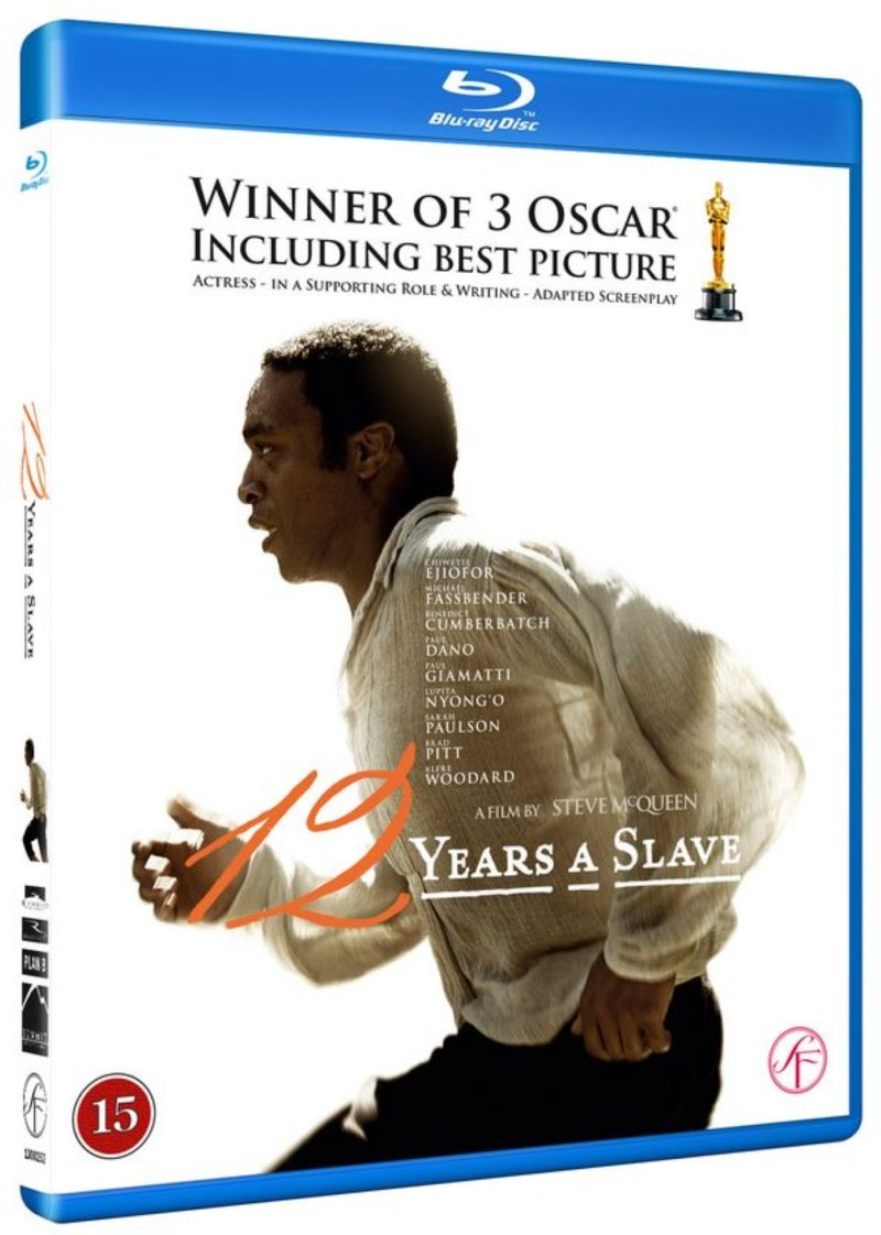 Image of   12 Years A Slave - Blu-Ray
