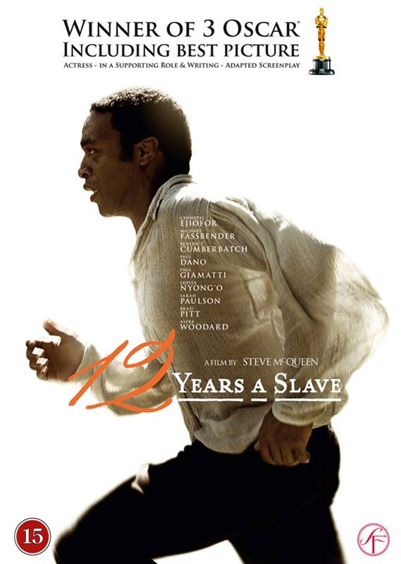 Image of   12 Years A Slave - DVD - Film