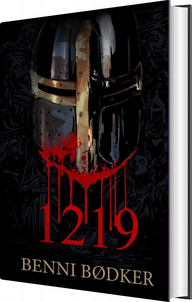 Image of   1219 - Benni Bødker - Bog