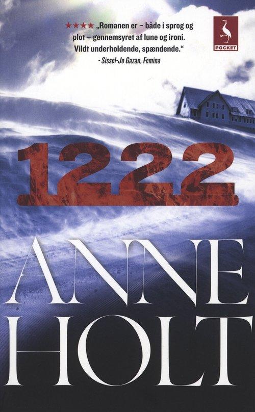 Image of   1222 - Anne Holt - Bog