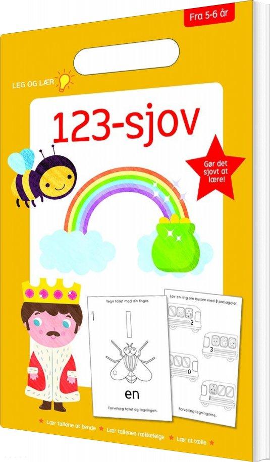 Image of   123-sjov - Diverse - Bog