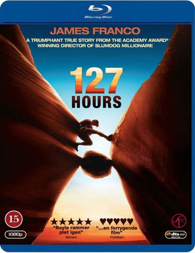 Image of   127 Hours - Blu-Ray