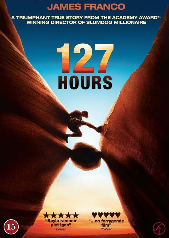 Image of   127 Hours - DVD - Film
