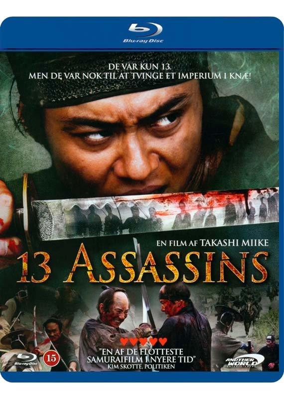 Image of   13 Assassins - Blu-Ray