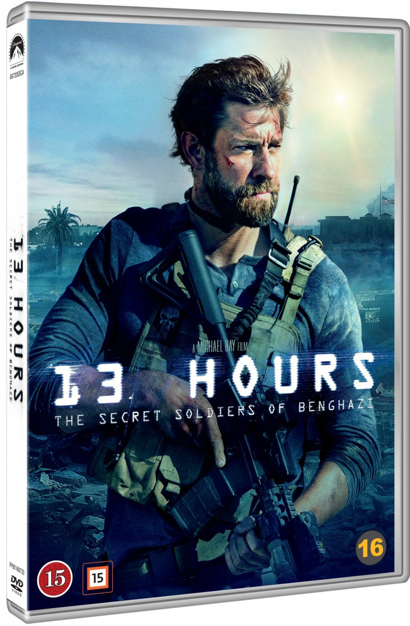 Image of   13 Hours: The Secret Soldiers Of Benghazi - DVD - Film