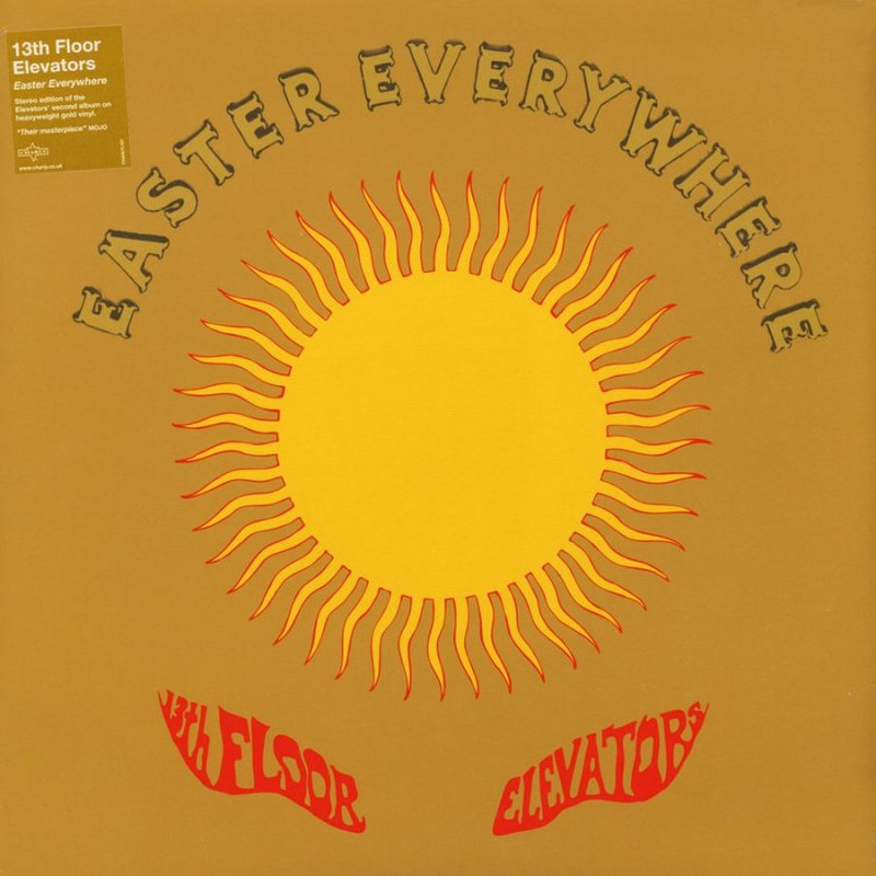 Image of   13th Floor Elevators - Easter Everywhere - Vinyl / LP