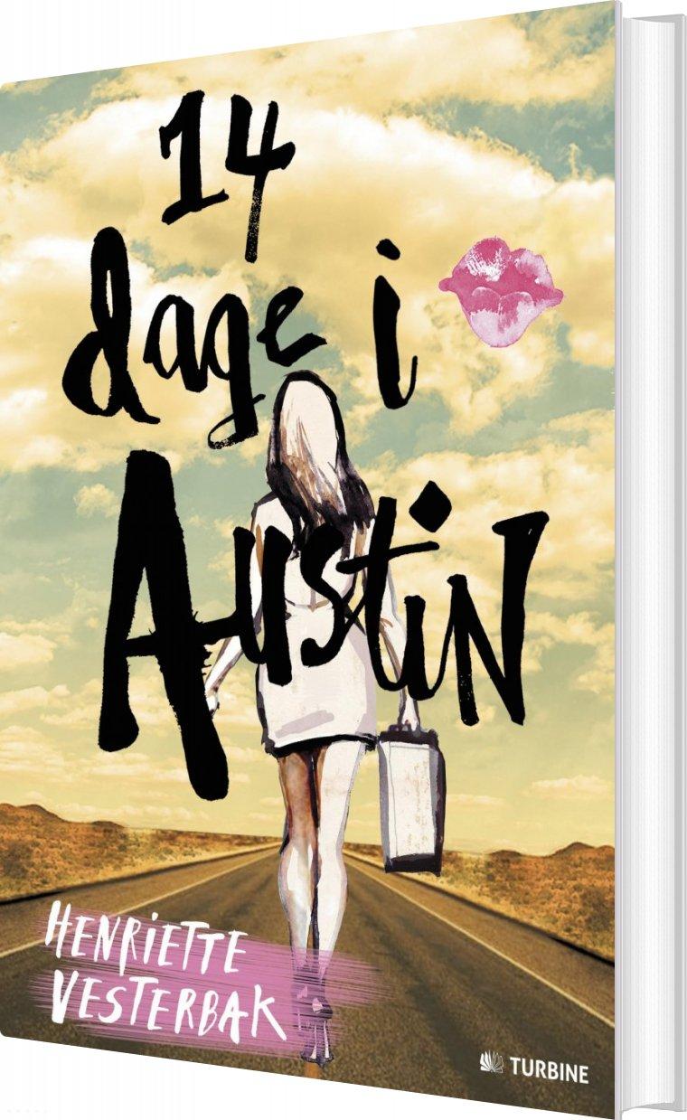 Image of   14 Dage I Austin - Henriette Vesterbak - Bog