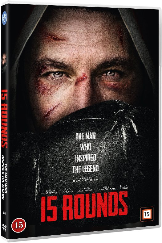 Image of   15 Rounds / The Brawler - DVD - Film