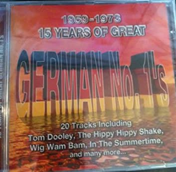 Image of   15 Years Of Great Germany No 1s - CD