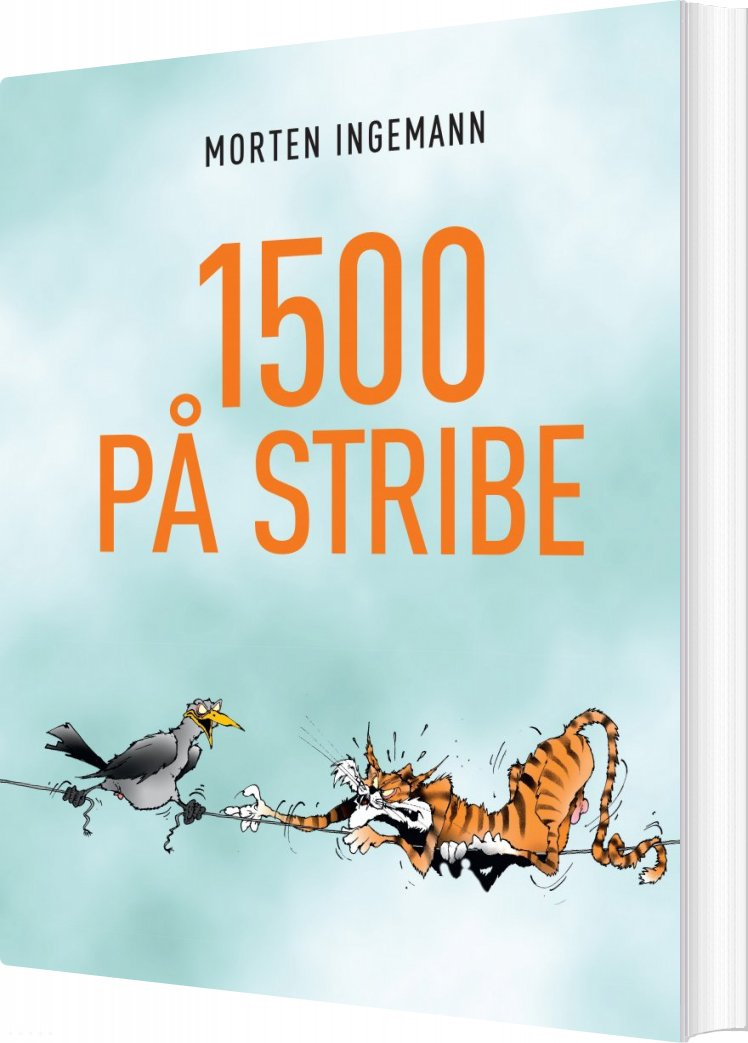 Image of   1500 På Stribe - Morten Ingemann - Bog