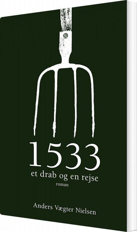 Image of   1533 - Anders Vægter Nielsen - Bog