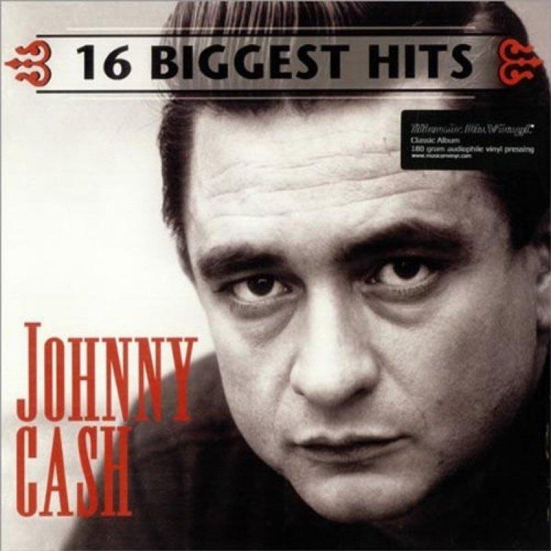 Image of   Johnny Cash - 16 Biggest Hits - Vinyl / LP
