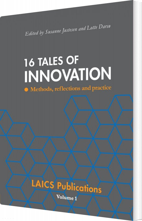 Image of   16 Tales Of Innovation - Lotte Darsø - Bog