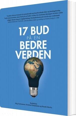 Image of   17 Bud På En Bedre Verden - Julia Gillard - Bog