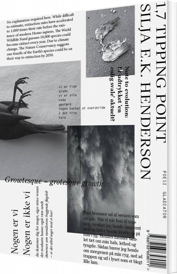 Image of   1,7 Tipping Point - Silja E.k. Henderson - Bog