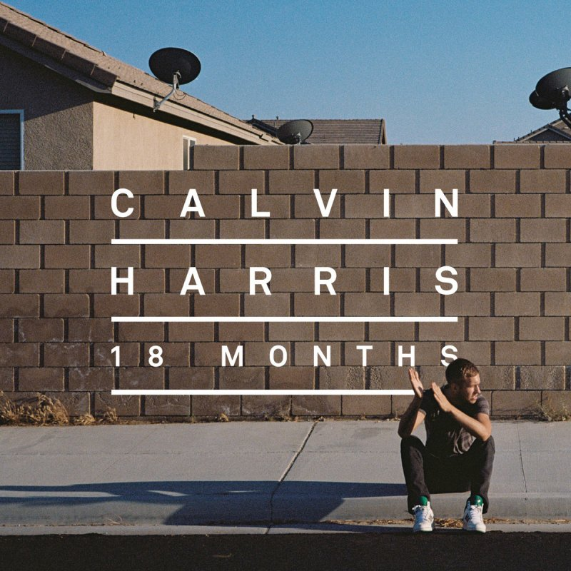 Image of   Calvin Harris - 18 Months - Vinyl / LP