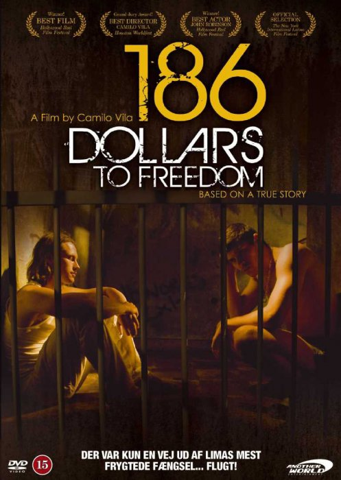 Image of   186 Dollars To Freedom - DVD - Film
