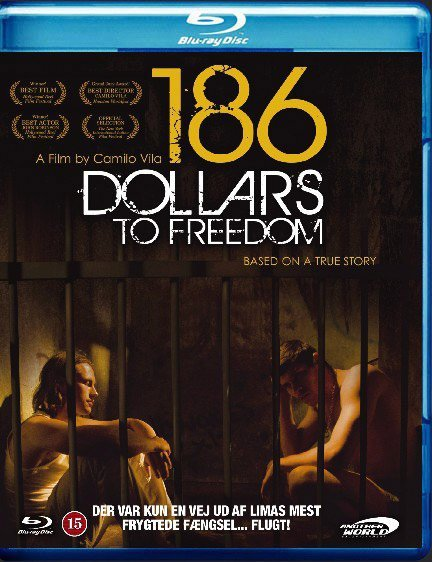Image of   186 Dollars To Freedom - Blu-Ray