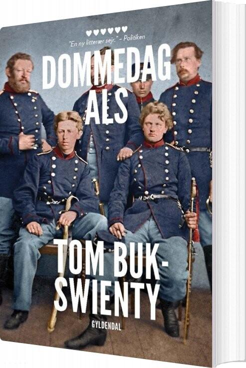 Image of   1864. Dommedag Als - Tom Buk-swienty - Bog