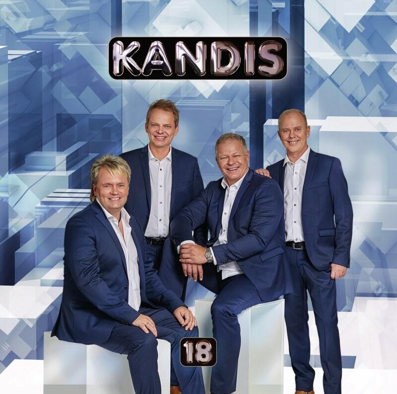 Billede af Kandis - 18 - CD