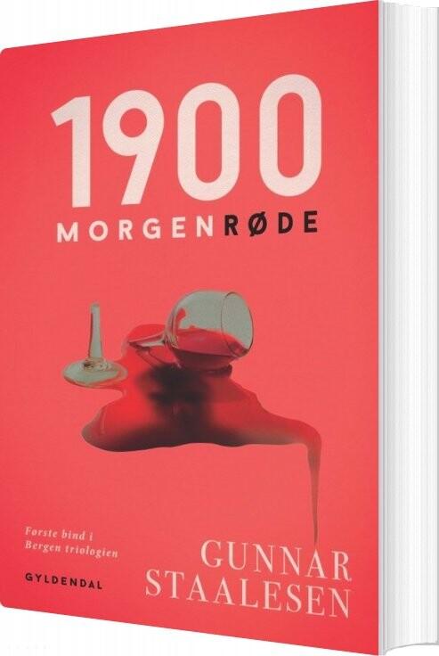 Image of   1900 Morgenrøde - Gunnar Staalesen - Bog