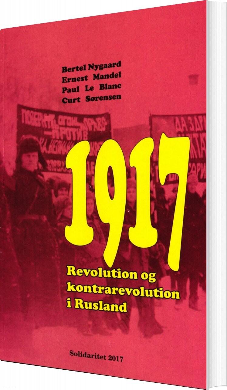 Image of   1917 - Bertel Nygaard - Bog