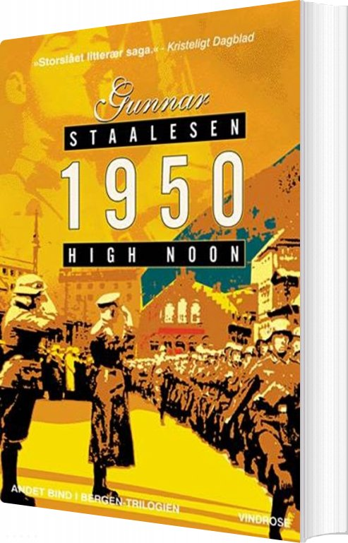 Image of   1950 High Noon - Gunnar Staalesen - Bog