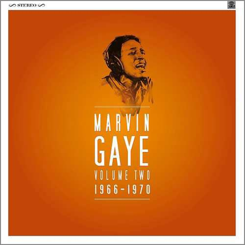 Image of   Gaye Marvin - 1966-1970 - CD