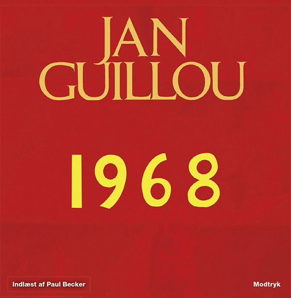 Image of   1968 - Jan Guillou - Cd Lydbog