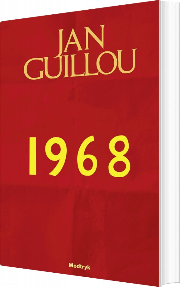 Billede af 1968 - Jan Guillou - Bog