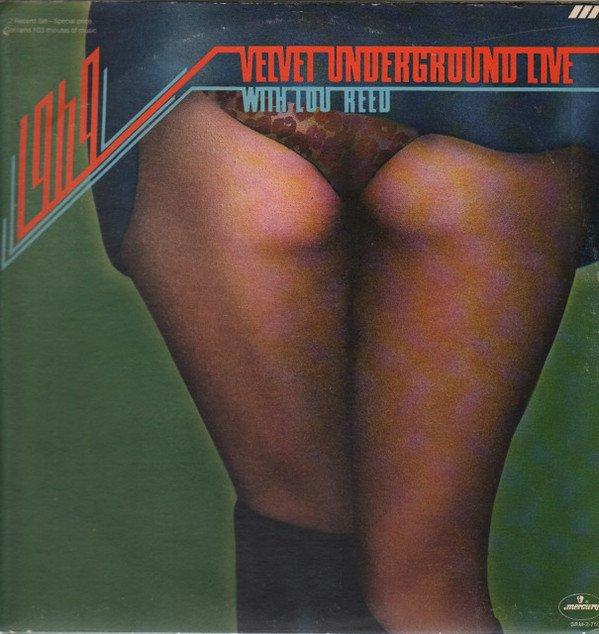 The Velvet Underground - 1969 Velvet Underground Live With Lou Reed - Vinyl / LP